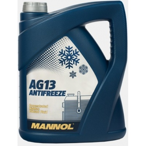 սպիրտ hightec antifreeze AG13 5l կանաչ